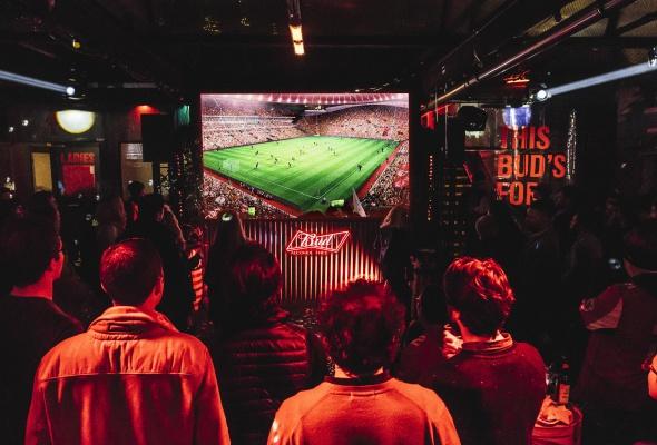 BUD AF покажет болельщикам футбол в Москве - Фото №2