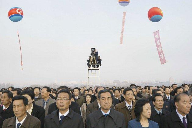 «Главное — не обрезать вождей»: КНДР глазами всемирно известных фотографов