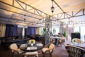 Ресторан «Гусятникоff» устроит вечер в стиле «Ритм&Blues»
