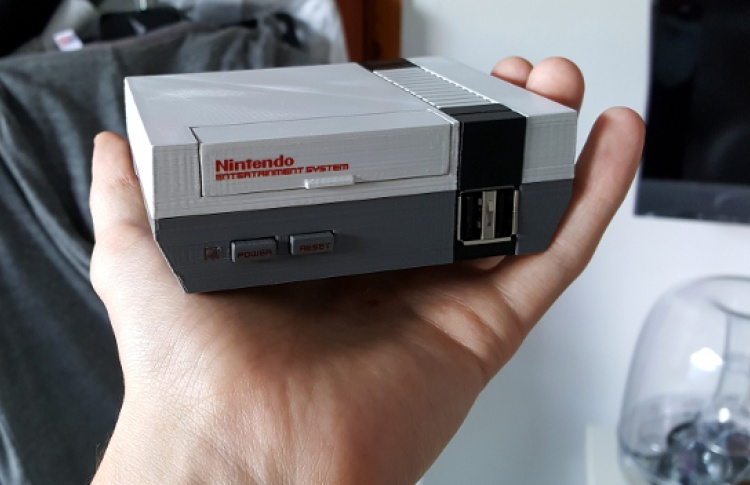 Nintendo анонсировала ещё одно переиздание приставки Classic Mini
