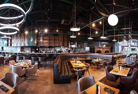 Жаръ Grill & Bar  - Фото №4