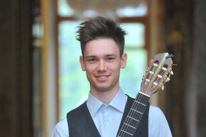 Концерт гитариста Егора Свеженцева
