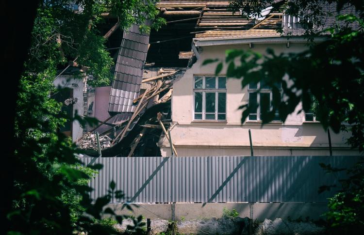 В Москве приостановлен снос конструктивистского ДК Серафимовича
