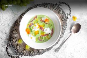 Молодо-зелено: летние блюда в московских ресторанах