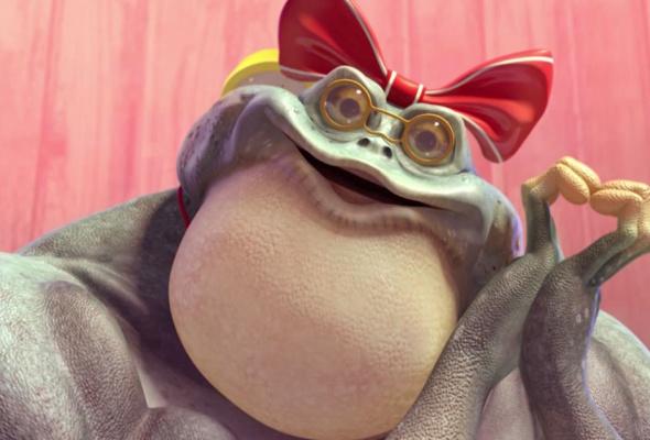 принцесса лягушка - Фото №2