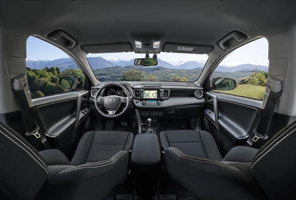 Стартовали продажи Toyota RAV4 в специальной серии Adventure - Фото №2