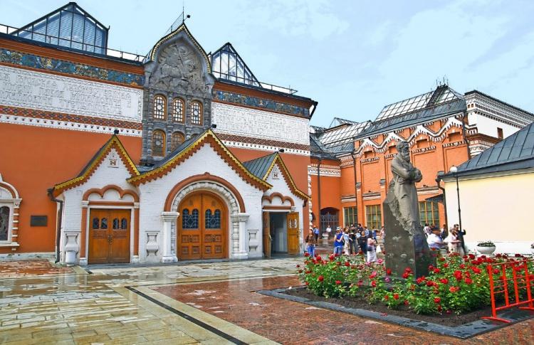 В Третьяковской галерее откроется музейный кинотеатр