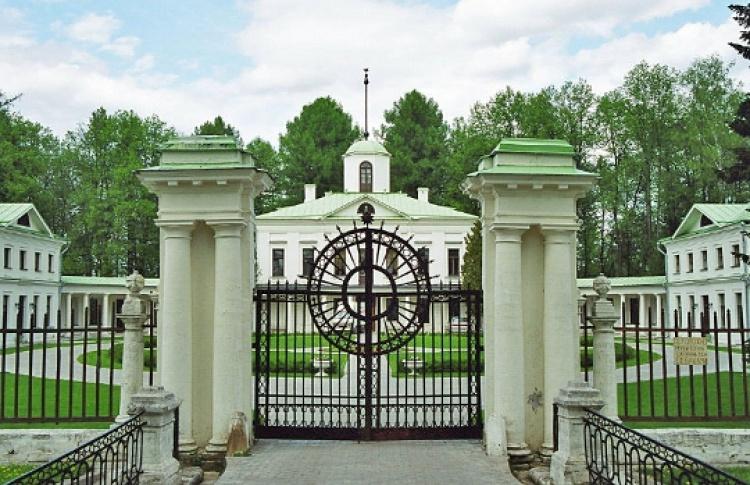 Усадьба Лермонтовых-Столыпиных
