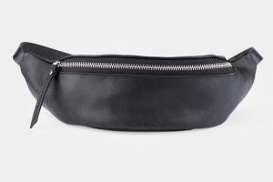 Лаконичная поясная сумка