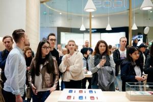 Meet & Greet с организаторами STEREOLETO во флагманском бутике IQOS