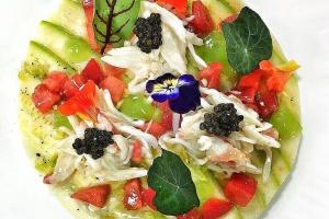 Блюда с лисичками появились в IL Lago dei Cigni
