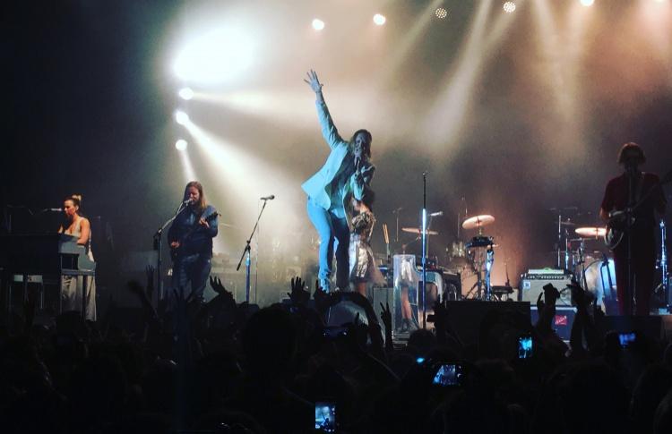 Arcade Fire выпустили клип на трек «Electric Blue»