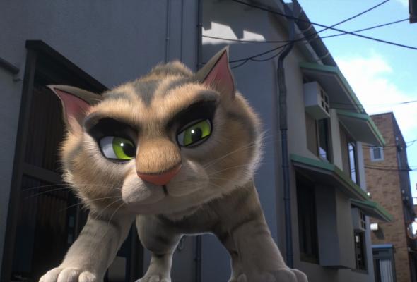 жил был кот - Фото №3