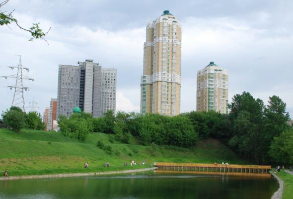 Парк им. 50-летия Октября - Фото №0
