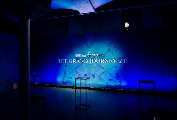 Продолжение грандиозного путешествия с джином BOMBAY SAPPHIRE  - Фото №2