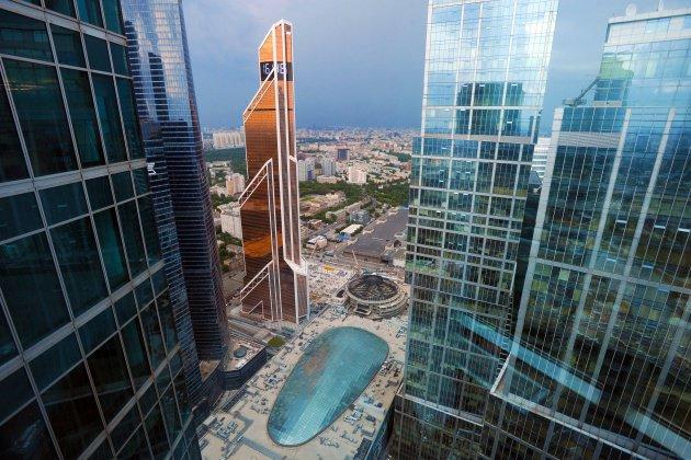 Москва высокого полета: посмотрите на город и его окрестности, снятые с дронов