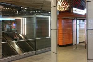 На 50 станциях московского метро установят зеркала