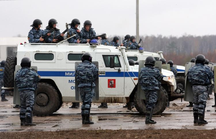 Количество выявленных преступлений в Москве сократилось почти на четверть
