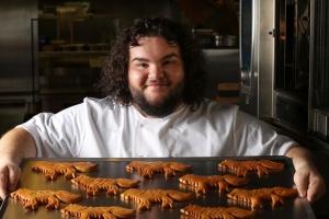Пирожок из «Игры престолов» открыл пекарню в Лондоне