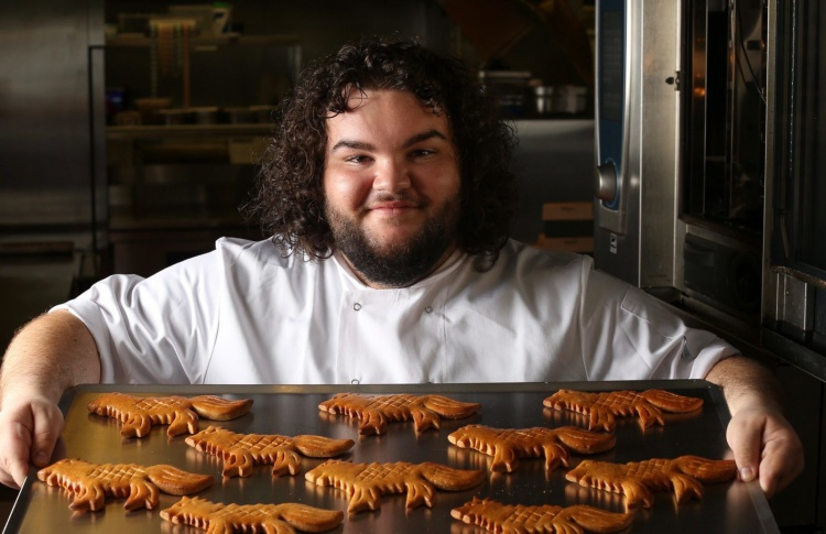 Актер, сыгравший роль Пирожка в«Игре престолов» открыл пекарню, где реализует «лютобулки»