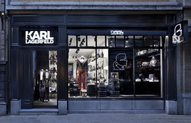 В Москве откроется первый магазин сети Karl Lagerfeld