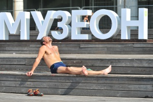 Синоптики назвали 26 июля самым жарким днем в Москве с начала года