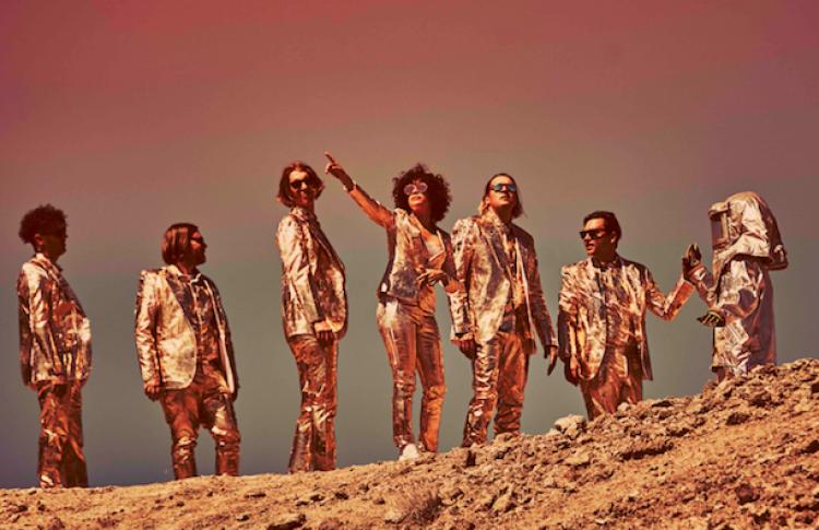 Arcade Fire выпустили новый альбом «Everything Now»