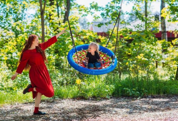 Парк для семейного отдыха «Озорные белки» - Фото №5