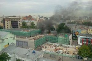 Московский кинотеатр «35 мм» закрыт из-за пожара