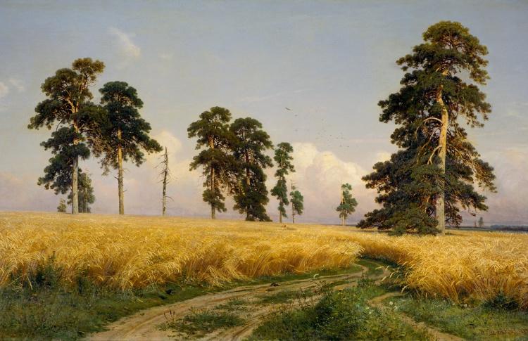 Самым известным в России художником назван Иван Шишкин
