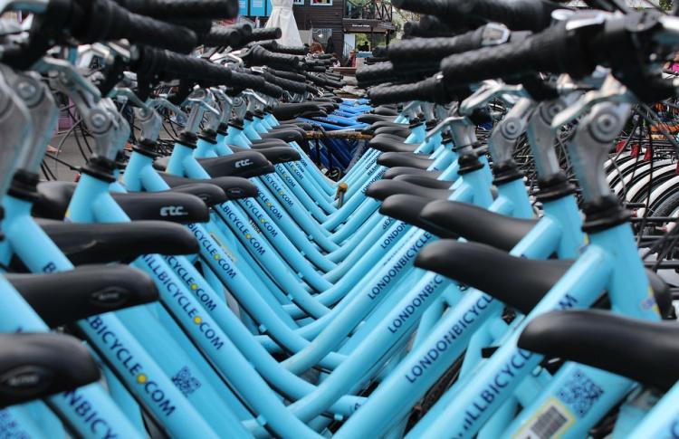 17 сентября в Москве пройдет осенний велопарад