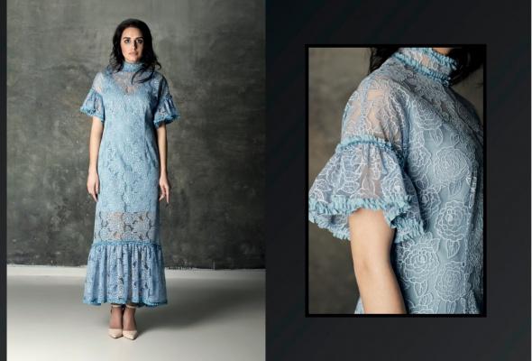 Шоу-рум дизайнерской одежды от Dress by Olya Gerasimenko «Счастье в платье»   - Фото №2