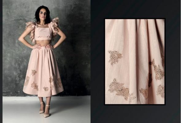 Шоу-рум дизайнерской одежды от Dress by Olya Gerasimenko «Счастье в платье»   - Фото №1