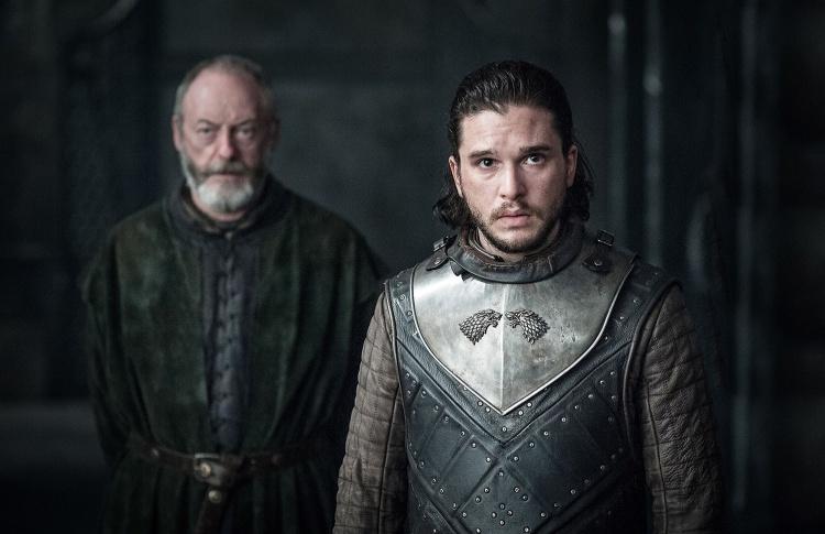 Третья серия «Игры престолов»: когда Джон встретил Дени