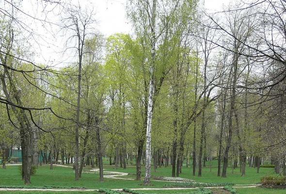 Усадьба Трубецких - Фото №5