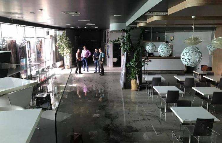 Кинотеатр «35 мм» не сможет возобновить работу из-за потопа