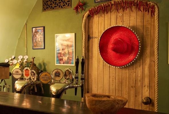 Бамбук и кактус - Фото №2