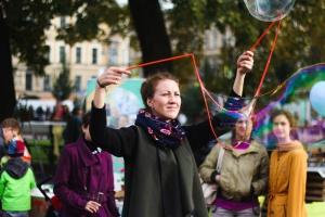 Фестиваль «Живые улицы» пройдет на Манежной площади