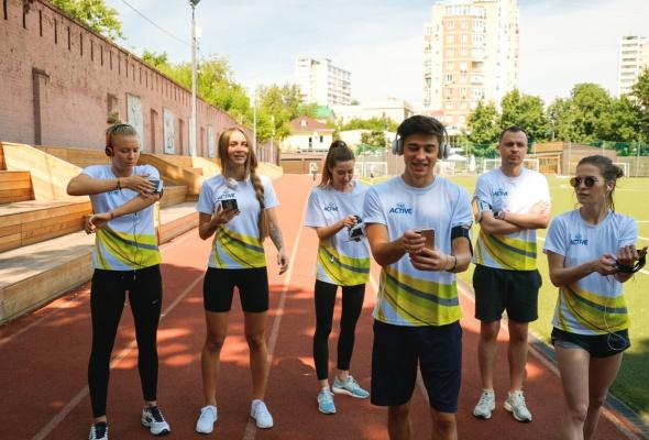 Вода и музыка в стиле Active:  Aqua Minerale® и Лукерья Ильяшенко создали плейлист для бега - Фото №3