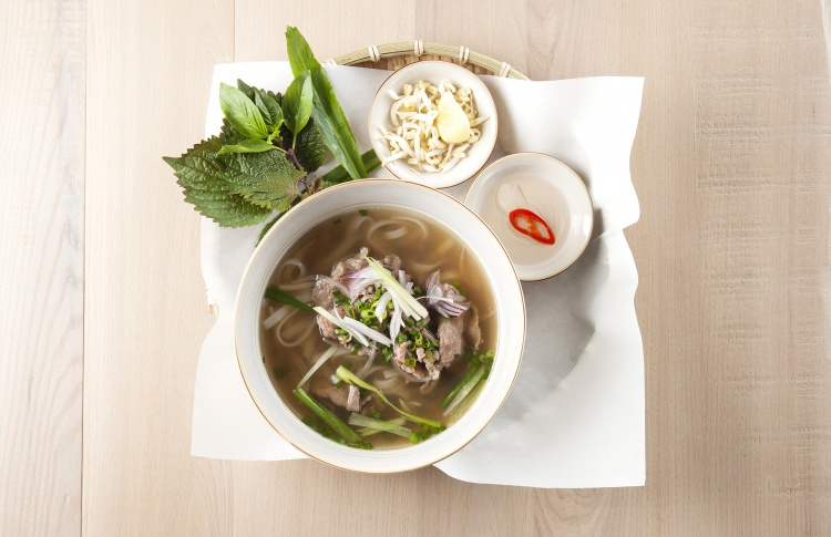 3,5 литра супа фо в «Фó Фа» бесплатно, если управитесь с ним за полчаса
