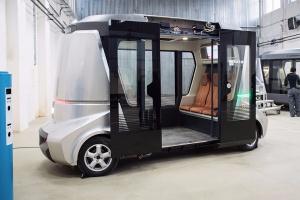 В Москве появился первый полигон для испытания беспилотных автомобилей