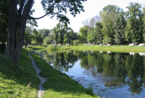 Екатерининский парк - Фото №0