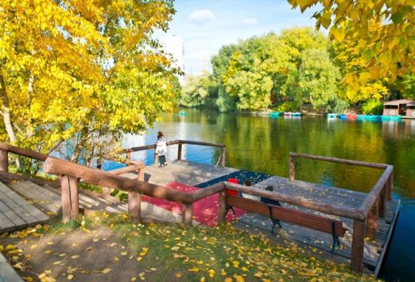 Воронцовский парк - Фото №3