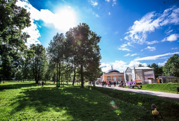 Воронцовский парк - Фото №0