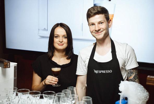 Бренд Nespresso представил кофемашину Lattissima One и лимитированные бленды Barista Choice в гастропабе «Техникум» - Фото №6