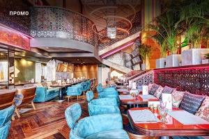 На Новослободской открылся флагманский ресторан сети «Урюк»