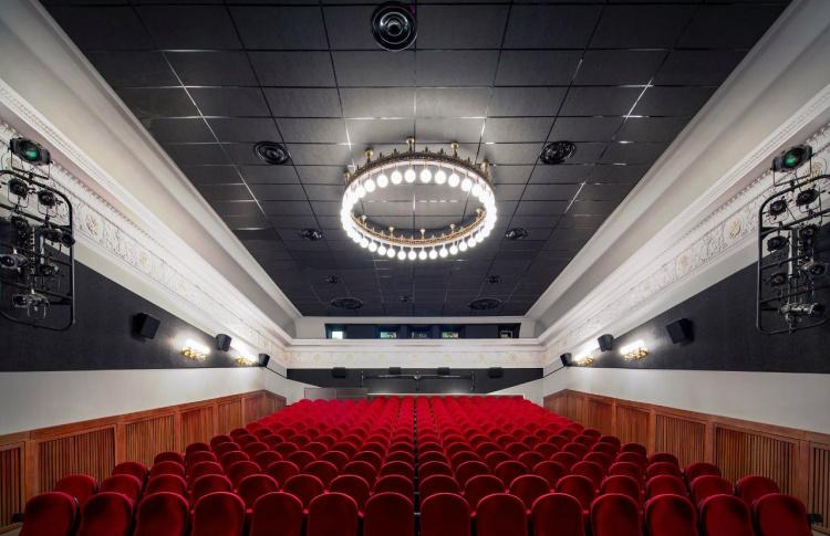 Лучший исторический кинотеатр: «Иллюзион»