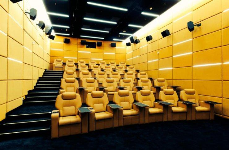 Лучший элитный кинотеатр: «Москва»