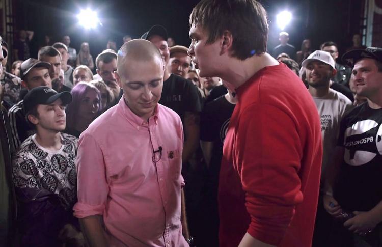 Батл Оксимирона против Гнойного за ночь набрал 2,7 млн просмотров