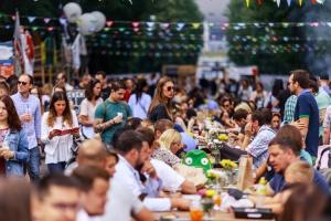 Фестиваль «О, да! Еда!» отпраздновал день рождения